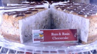 Some Of Our Cheesecake Selections